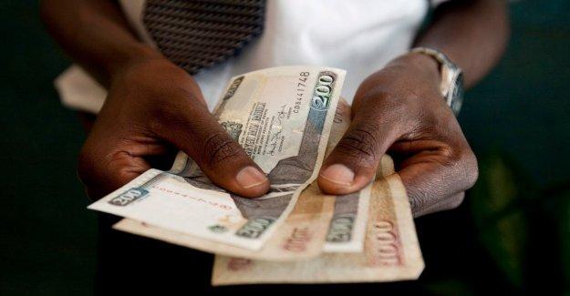 África: las remesas financieras: en 2018, un nuevo récord, que supera el valor de 76 millones de euros en un año
