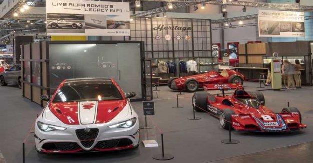 Alfa Romeo fue el Motor Klassik Premios 2019