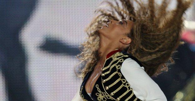 Beyoncé se 'Regreso a casa': mi vida se ha terminado, y abajo del escenario