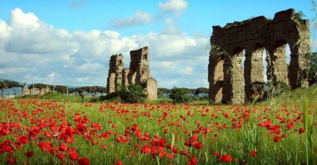 De regreso el 12 de mayo, la Appia Día, de Roma a Brindisi