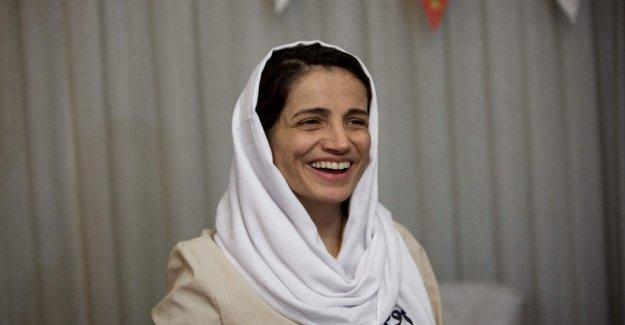 El defensor de los iraníes Sotoudeh ha sido condenado a 33 años tendrá que scontarne al menos 12