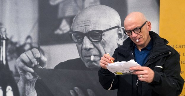 El joven Picasso en una película. El bisnipote: Quería celebrar a las mujeres
