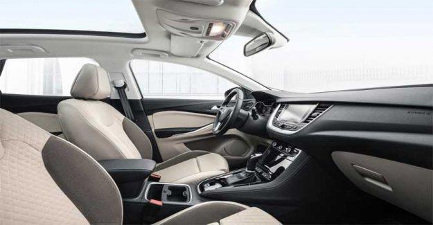 El secreto de la comodidad de la Opel? Y' en los asientos