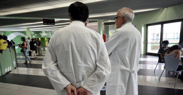 En 15 años, Italia se pierden de 14.000 médicos