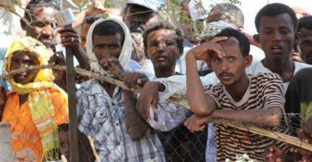 Eritrea, la UE es acusado de financiar proyectos que utilizan los trabajos forzados