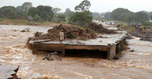 #ForzaCocoricoo: fútbol de las mujeres toma el campo para las víctimas del ciclón en Mozambique