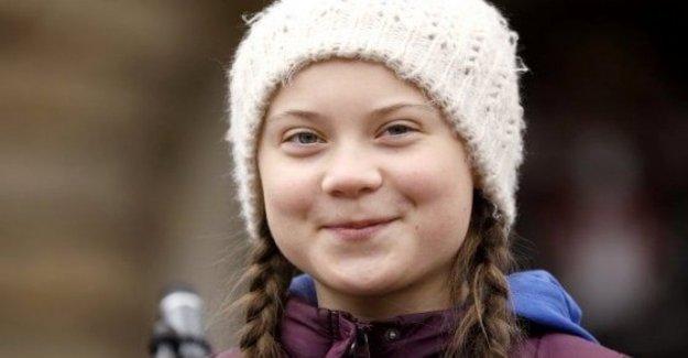 Greta Thunberg en Italia, el miércoles, el encuentro con el Papa Francisco