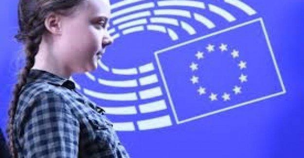 Greta de Estrasburgo a Roma: hazlo pronto, la Tierra es como la catedral de Notre Dame, está colapsando