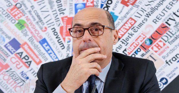 Investigación de la región de Umbría, Zingaretti: confío en el sentido de la responsabilidad de la presidente Marini