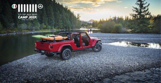 Jeep Gladiator, y la aventura