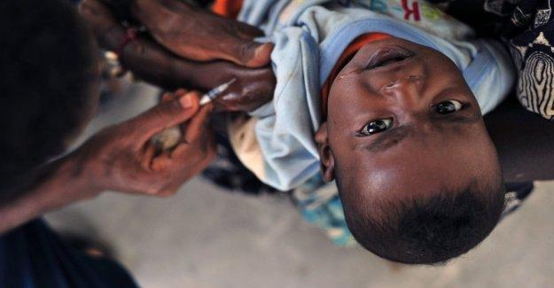 La Malaria, a través de la primera campaña de vacunación en África
