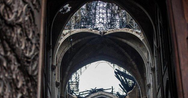 La catedral de Notre-Dame, de 48 horas para entender si el daño es irreparable