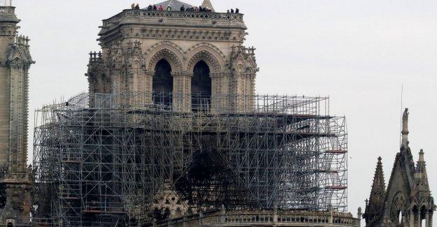 La catedral de Notre-Dame: domesticar el fuego, el Tesoro es seguro. Carrera a las donaciones, ya 300milioni por la gran lujo