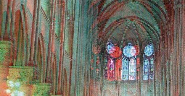 La catedral de Notre-Dame, las imágenes en 3D que podría ayudar a la reconstrucción