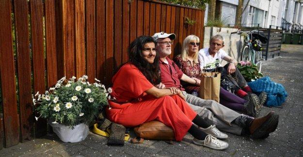 La extinción de la Rebelión, los ambientalistas, los británicos están pegados a la casa de Corbyn: La última esperanza