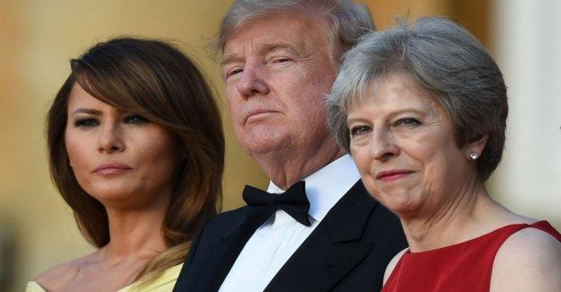 Londres, la reina Isabel pide a Trump. Pero altavoz Bercow no quiero en el Parlamento