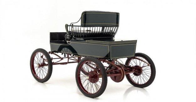 Los coches eléctricos, el futuro: en 1901 ya fueron protagonistas