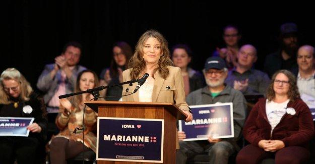 Marianne Williamson, el gurú espiritual que quiere sanar América