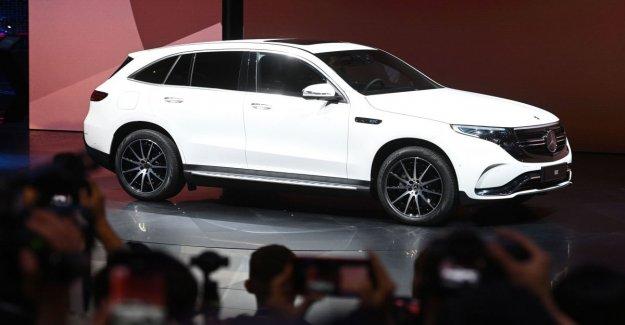 Mercedes-AMG, la lluvia de noticias en Nueva York