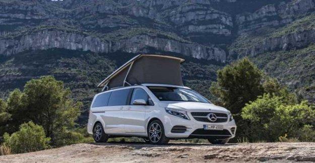 Mercedes-Benz V-Class, una minivan para todos los usos