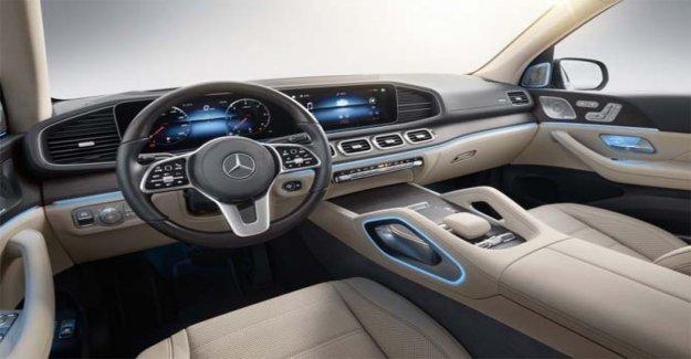 Mercedes GLS, más y más, la reina de los suv