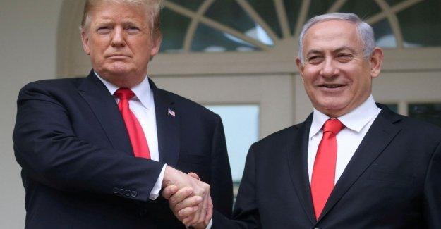 Netanyahu: los altos del Golán se levantará una ciudad con el nombre de Trump