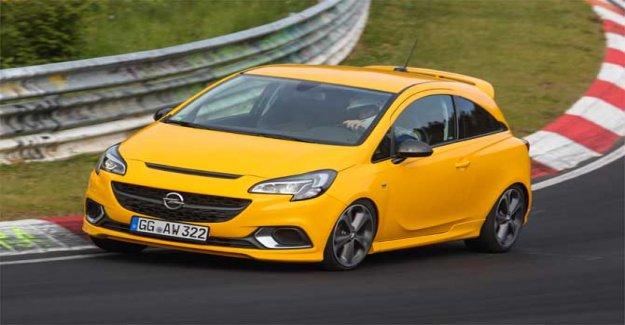 Opel Corsa GSi, a soñar en la pista