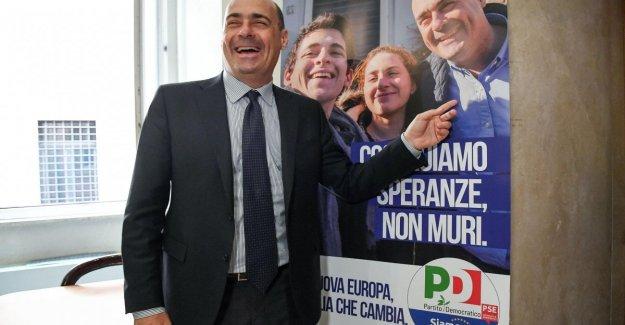 Pd, Zingaretti, nombra a Orlando y De Micheli-ayudante secretarios