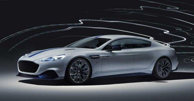 Rápido Y también esto es un Aston Martin