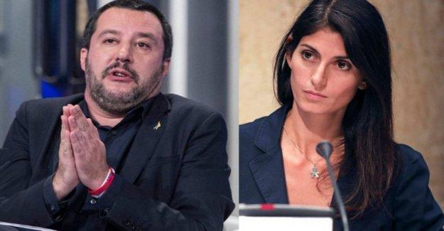 Salvini, sigue presionando en Roma: usted no necesita ser un científico para quitar la 'basura'. Ray: tengo hombros anchos