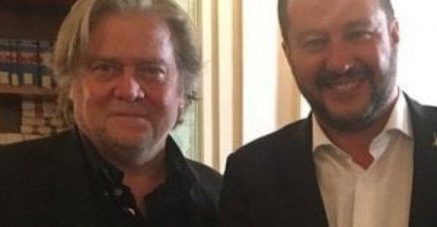 The Guardian: Bannon sugirió que Salvini atacar el Papa Francisco sobre la inmigración