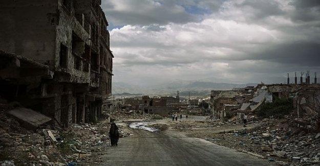 Tugnoli, el Pulitzer italiano: En mis fotos trato de la poesía, incluso en las tragedias