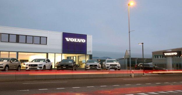 Volvo: la seguridad vial va a la nube