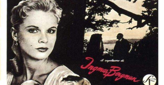 Y es ella, Bibi Andersson, actriz fetiche Bergman, que también conquistó Hollywood
