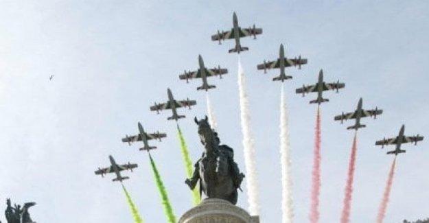 2 de junio: la inclusión es el tema del desfile militar. Pd: una Nueva controversia entre la Defensa y la Liga no es bueno para el País