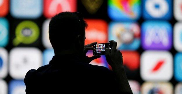 Abajo de mercado de smartphones en América del Norte, -18% en el primer trimestre