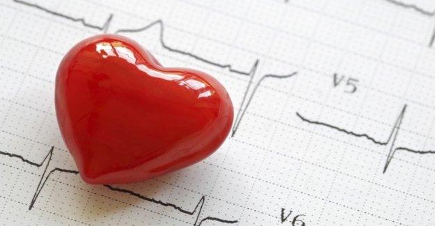 Aguda riesgo de ataque al corazón, escrito en el Adn, y encontró un marcador