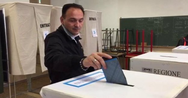 Alberto Cirio el nuevo presidente de la región de Piamonte, de acuerdo a las encuestas de salida. Salvini: Es una señal de pro-Tav