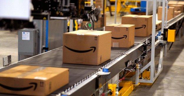 Amazon revela los robots (en italiano) que reemplazan a los humanos y a preparar los paquetes