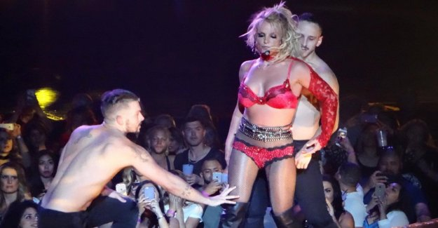 Britney Spears, el final (de su carrera) es cercano? Dice que su manager