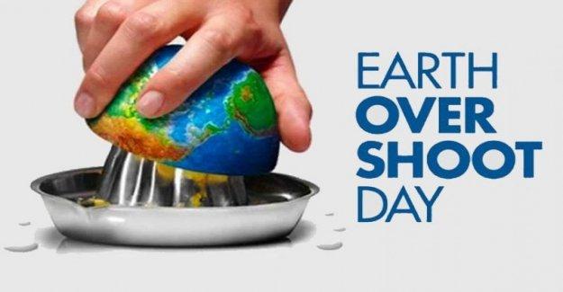 Cada año los recursos de la Tierra finales antes de: Italia es el de Pasarse el día