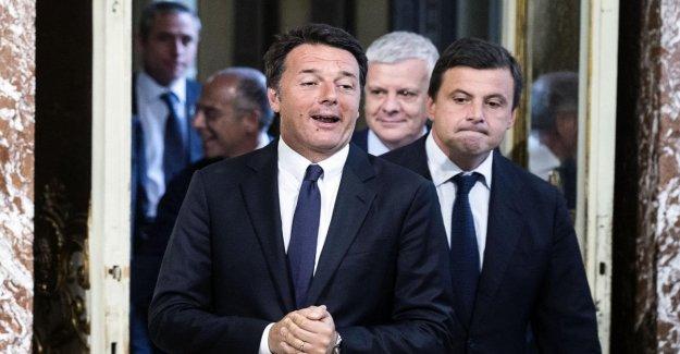 Calenda y Renzi, el reencuentro histórico de Milán: Cómo Romina y Albano