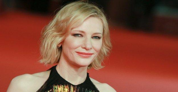 Cate Blanchett será el protagonista de 'Apátridas', una serie de tv dirigida por su marido Andrew Upton
