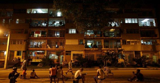 Cuba, el punto de inflexión de la digital régimen: wifi gratuito