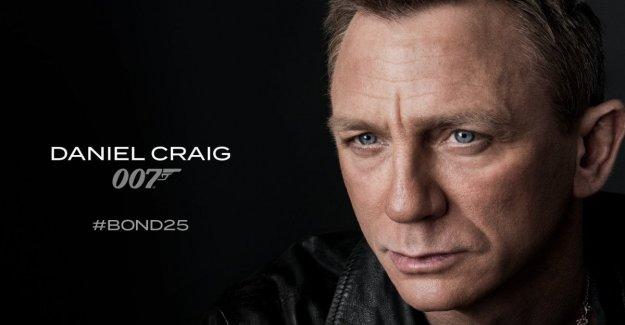 Daniel Craig, el accidente de los conjuntos: detener el rodaje de 'Bond 25'