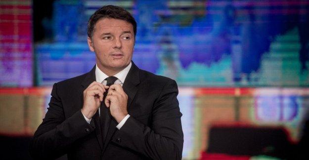 De aleación, fraude electoral, Renzi: 49 millones se utilizaron para noticias falsas: Salvini no una queja. Quién sabe por qué