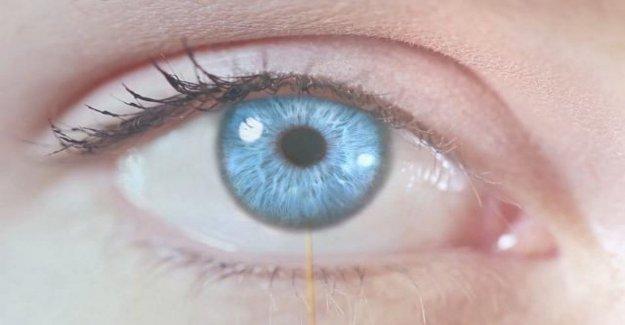 Desde el cordón umbilical, gotas para los ojos contra el glaucoma