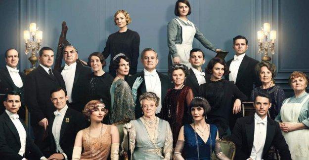 'Downton Abbey' llega al cine: almuerzo real para la familia Crawley