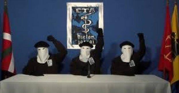 España: el Ex-jefe político de Eta detenidos en Francia