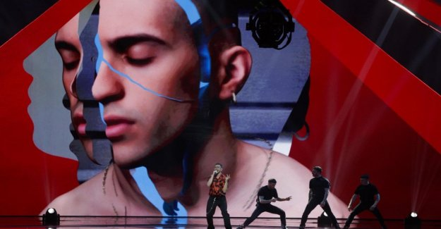 Eurovisión, Mahmood entre los favoritos: el Dinero es la canción más escuchada de la